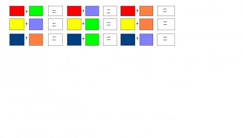 La teoria dei colori 1