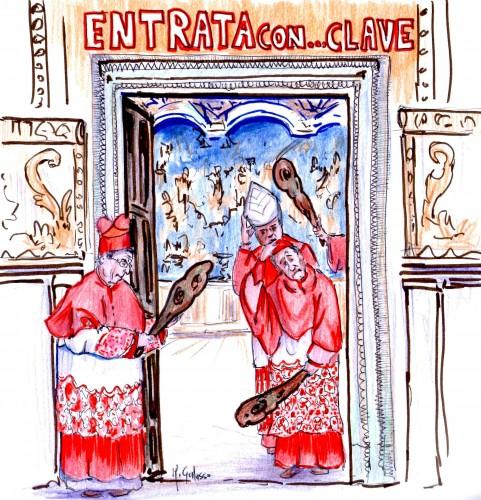 entata conclave